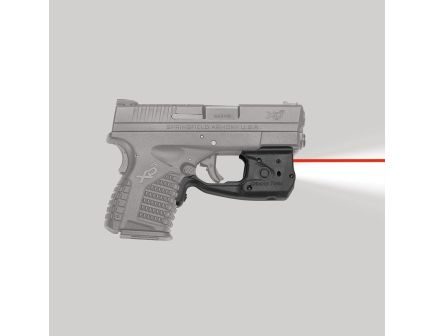 Crimson Trace Laserguard Pro Laser Sight and Tactical Light for Springfield Armory XD-S Pistol - LL802