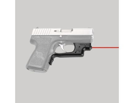 Crimson Trace Laserguard Laser Sight for Kahr Arms 9mm/.40 Polymer Framed Pistols - LG437