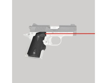 Crimson Trace Front Replacement Laser Grip for Kimber Micro 9 Pistol, Black - LG409