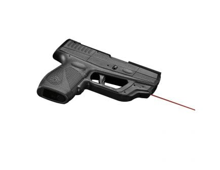 Crimson Trace Laserguard Laser Sight for Taurus Slim Pistols - LG447