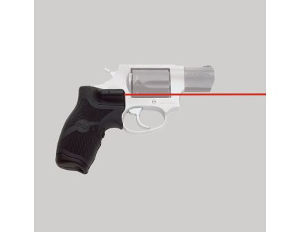 Crimson Trace Front Replacement Laser Grip for Taurus Small Frame Revolver, Black - LG385