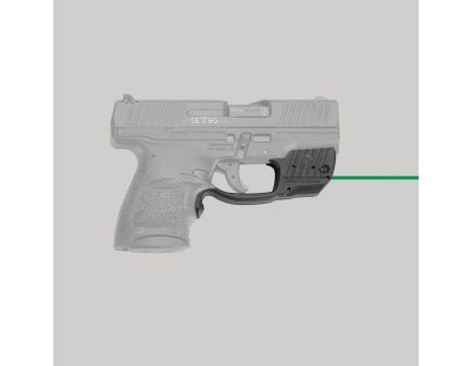Crimson Trace Laserguard Green Laser Sight for Walther PPS M2 Pistols - LG482G