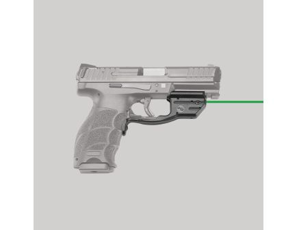 Crimson Trace Laserguard Green Laser Sight for Heckler & Koch (HK) VP9, VP9SK Pistols - LG499G