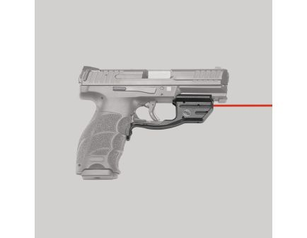 Crimson Trace Laserguard Red Laser Sight for Heckler & Koch (HK) VP9, VP9SK AND VP40 Pistols - LG499