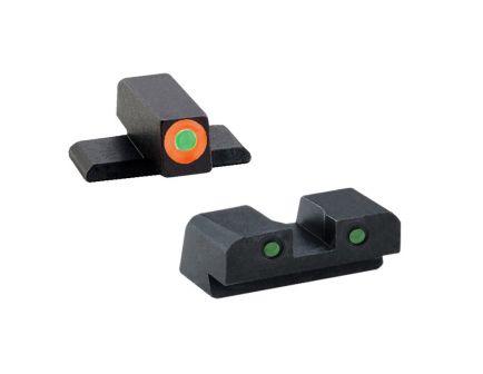 AmeriGlo Spartan Operator 3 Dot Front Night Sight Set for Sig P320 Pistol - SG448