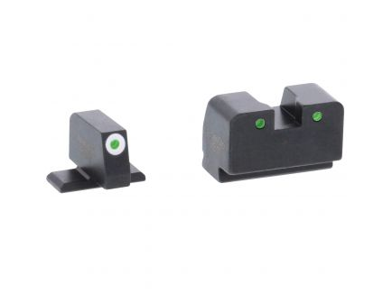 AmeriGlo Tall Suppressor Front/Rear Height Sight for Most Sig Pistols - SG181