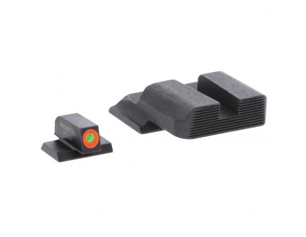 AmeriGlo Hackathorn Front/Rear Sight Set for M&P Pistols - SW433B