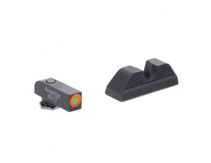 AmeriGlo UC Front/Rear Sight Set for Glock 42, 43, 43X, 48 Pistols - GL351