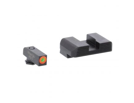 AmeriGlo Hackathorn Front/Rear Sight Set for Glock 17, 19, 22, 23 and Gen 1, 4 Pistols - GL433
