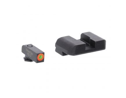 AmeriGlo Hackathorn Front/Rear Sight Set for Glock 20, 21, 29 and Gen 1, 4 Pistols - GL434