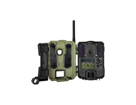 Spypoint Dark Cellular Trail Camera, 12 MP, Camo - LINKDARK