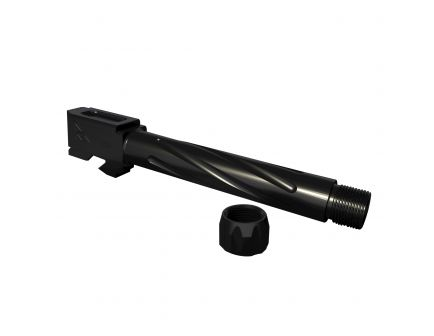 Rival Arms 9mm Drop-in Standard Barrel for Glock 17 Pistol, Black PVD - RA20G101A