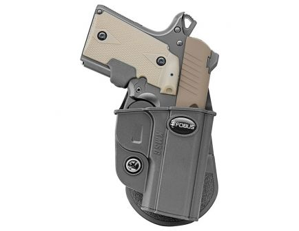 Fobus Evolution Right Hand Sig P238/P938 22/9 Holster, Black - KMSG