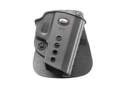 Fobus Evolution Right Hand Grand Power PK1-MK12 Holster, Black - VPQ