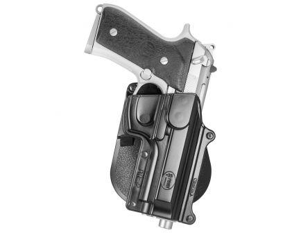 Fobus Standard Right Hand Beretta 92/96 Holster, Smooth Black - BR2