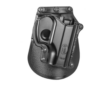 Fobus Standard Right Hand Taurus PT111 Millennium SCCY CPX1/2/3 Holster, Smooth Black - TAM
