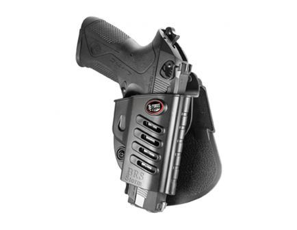 Fobus Evolution Right Hand Beretta Storm Holster, Paddle Mount, Smooth Black - PX4