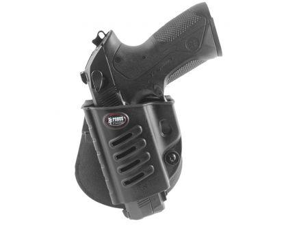Fobus Evolution Left Hand FNP9/FNP40/ FNX9/ FNX40 Holster, Smooth Black - PX4LH