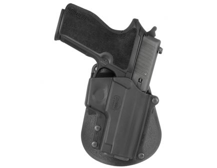 Fobus Standard Right Hand Sig P229 Holster, Smooth Black - SG4RP