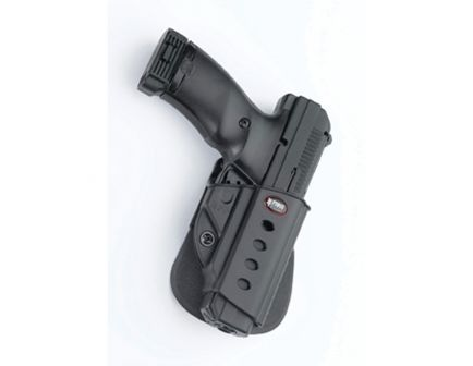 Fobus Evolution Right Hand Hi-Point 45 Holster, Roto Paddle Mount, Smooth Black - HPPRP