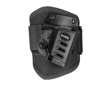 Fobus Ankle Right Hand S&W Bodyguard Holster, Black - SWBGA