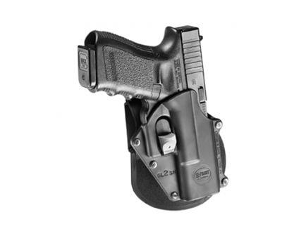 Fobus Digital Path Right Hand Glock 17/19/22/32/34/35 Holster, Black - GL2DPH