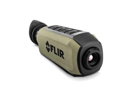 FLIR Scion OTM 1.5x13.8mm Outdoor Thermal Monocular, Green/Black - 7TM01F210