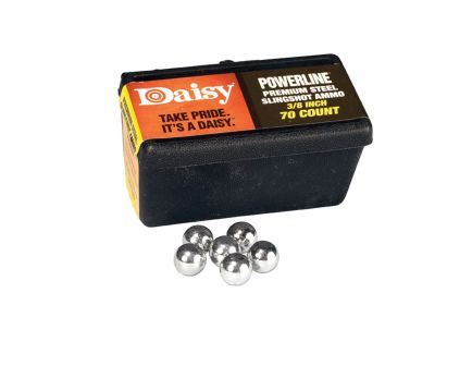 "Daisy Outdoor Products PowerLine 0.375"" Slingshot Ammo, 250/pack - 988183-001"