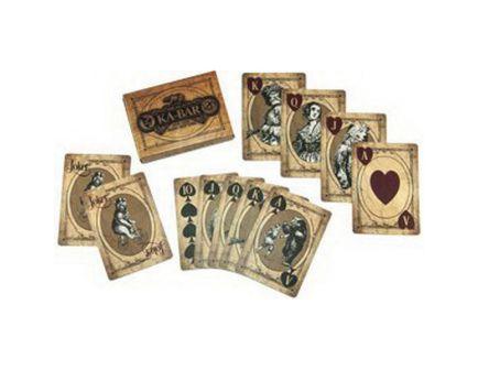 KA-BAR Playing Cards, 1 Deck - 9914