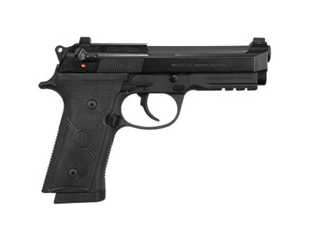 Beretta 92X FR Centurion 9mm Pistol, Blk - J92QR920