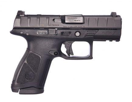 Beretta APX Centurion RDO 9mm Pistol, Black - JAXQ92170