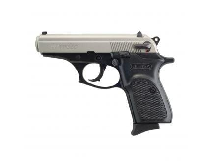 Bersa Thunder .380 ACP Pistol, Nickel - T380NKL8