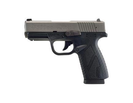 Bersa BPCC Concealed Carry .380 ACP Pistol, Duotone, Matte Black - BP380DTCC