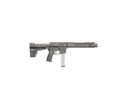 Black Rain Ordnance Ion 9 Pistols 9mm AR Pistol, Blk - BRO-ION9-SI-P-PDW