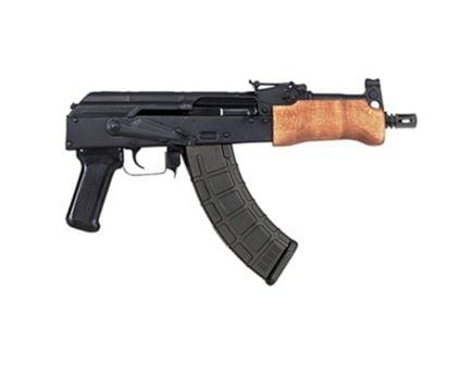 Century Arms Mini Draco 7.62x39mm AK Pistol, Blue - HG2137-N