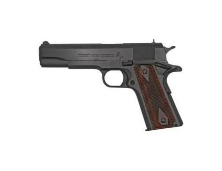 Colt 1911 Classic Government .45 ACP Pistol, Blue - O1911C
