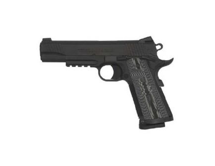 Colt Combat Unit Rail Government .45 ACP Pistol, Black PVD - O1080RGCCU
