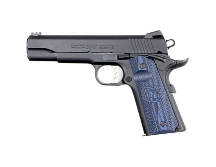 Colt Series 70 Competition Government .45 ACP Pistol, Blue - O1970CCS