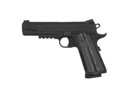 Colt Combat Unit Rail Government 9mm Pistol, Black PVD - O1082RGCCU