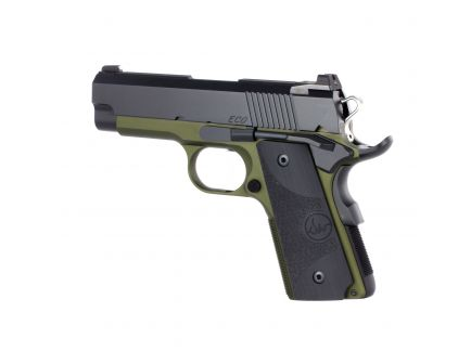 Dan Wesson ECO .45 ACP Pistol, Anodized OD Green - 1989