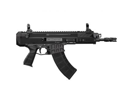 "CZ-USA CZ Bren 2 Ms 7.62x39 9"" 7.62x39mm AR Pistol, Blk - 91460"