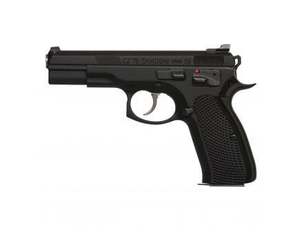 CZ-USA CZ 75 Shadow Tac II (CZ Custom) 9mm Pistol, Blk - 91762