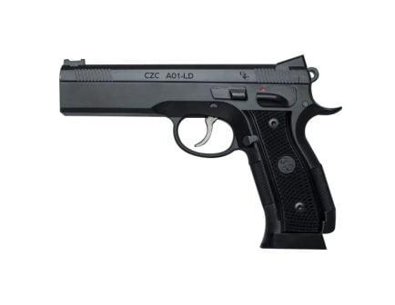 CZ-USA CZC A01-LD 9mm Pistol, Blue - 91731