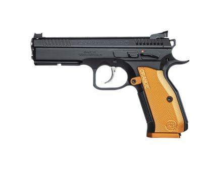 CZ-USA CZ Shadow 2 Orange 9mm Pistol, Blk - 91249