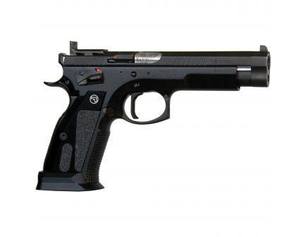 CZ-USA CZ 75 TS Czechmate - 9mm Pistol, Blk - 91174