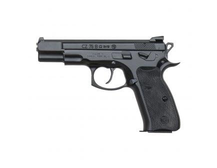 CZ-USA CZ 75 B O Convertible (Omega) (Low Capacity) 9mm Pistol, Blk - 01136