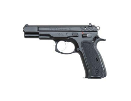 CZ-USA CZ 75 B 9mm Pistol, Blk - 91133