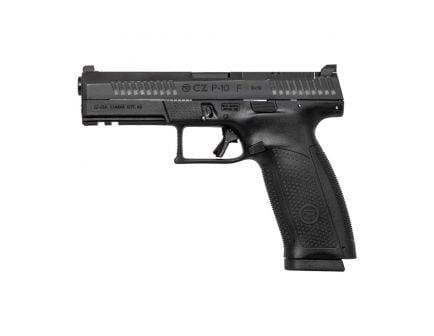 CZ-USA P-10 F Optics Ready (Low Capacity) 9mm Pistol, Blk - 05150