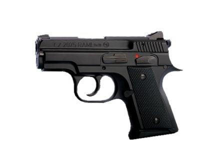 CZ-USA CZ 2075 RAMI B - (Low Capacity) 9mm Pistol, Blk - 01750