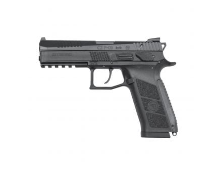 CZ-USA CZ P-09 - (Low Capacity) 9mm Pistol, Blk - 01620